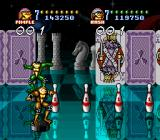Battletoads in Battlemaniacs SNES A bonus level where collecting enough pins can earn a bonus life