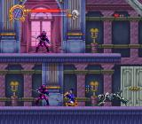 Castlevania: Dracula X SNES Inside the castle