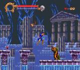 Castlevania: Dracula X SNES The obligatory water level