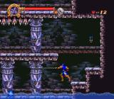 Castlevania: Dracula X SNES This level slowly fills with deadly water