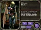 Planescape: Torment Windows Inside the Journal, take a look at characters (NPCs and PCs) and read a bit about them.