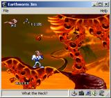 Earthworm Jim: Special Edition Windows What the heck?