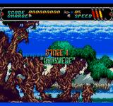 Android Assault: The Revenge of Bari-Arm SEGA CD Time to start level one
