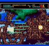 Android Assault: The Revenge of Bari-Arm SEGA CD That's some serious fire power