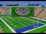 Bill Walsh College Football  SEGA CD I won the coin toss