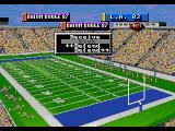 Bill Walsh College Football  SEGA CD Selections, selections, selections