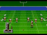 Bill Walsh College Football  SEGA CD Time for kick off