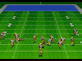 Bill Walsh College Football  SEGA CD Game on