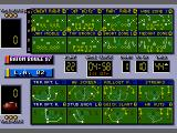Bill Walsh College Football  SEGA CD Strategy selection