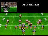 Bill Walsh College Football  SEGA CD Offsides!