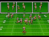 Bill Walsh College Football  SEGA CD Hmm, which one should I aim at