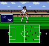 Captain Tsubasa SEGA CD Time for kick off