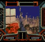 Cobra Command SEGA CD First level: New York