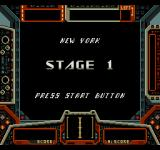 Cobra Command SEGA CD Get ready to start