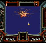 Cobra Command SEGA CD Got one enemy chopper!