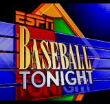 ESPN Baseball Tonight SEGA CD Title screen