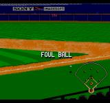 ESPN Baseball Tonight SEGA CD Foul ball!