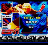 ESPN National Hockey Night SEGA CD Some special events