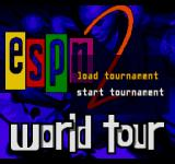 ESPN NBA Hangtime '95 SEGA CD Time for a world tour