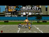 ESPN NBA Hangtime '95 SEGA CD Charging!