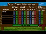 Links: The Challenge of Golf SEGA CD Player setup