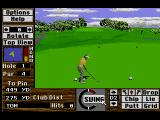 Links: The Challenge of Golf SEGA CD Time to play