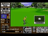 Links: The Challenge of Golf SEGA CD I'm on the fairway