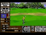 Links: The Challenge of Golf SEGA CD Lets hope that I don't end up in the bunker