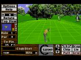 Links: The Challenge of Golf SEGA CD Time to put