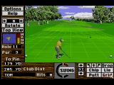 Links: The Challenge of Golf SEGA CD Using the grid