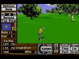 Links: The Challenge of Golf SEGA CD I'm out in the woods