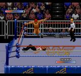 WWF Rage in the Cage SEGA CD This is gonna hurt