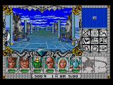 Might and Magic III: Isles of Terra SEGA CD Starting the adventure