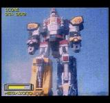 Mighty Morphin Power Rangers SEGA CD Is it a guest star from Transformers?