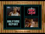NBA Jam SEGA CD Half time report