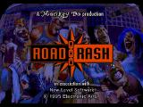Road Rash SEGA CD Title screen
