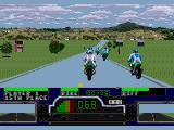 Road Rash SEGA CD Mid race