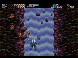 Robo Aleste SEGA CD Incoming enemies