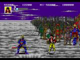 Sengoku SEGA CD Fighting on the clouds