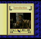 Sherlock Holmes Consulting Detective: Volume II SEGA CD Introduction