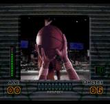 Slam City with Scottie Pippen SEGA CD Trying to shoot