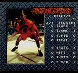Slam City with Scottie Pippen SEGA CD Results