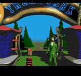Theme Park SEGA CD From the intro: Welcome to the theme park
