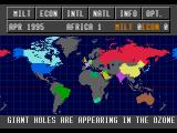 Third World War SEGA CD Random events