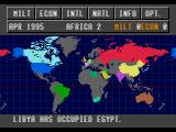 Third World War SEGA CD Libya is on the offence