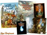 The Whispered World Windows One of the many artworks, promo images and such can be unlocked simply by playing the game.