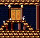 Ufouria: The Saga NES An ominous-looking portal...
