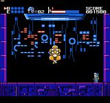 Power Blazer NES This boss only appears for a short moment