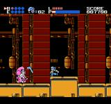 Power Blazer NES These enemies take a lot of hits