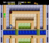 Doraemon: Meikyū Daisakusen TurboGrafx-16 Got to collect that key so that I may complete the level
